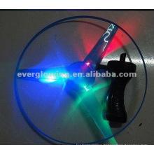 luminous UFO frisbee toys