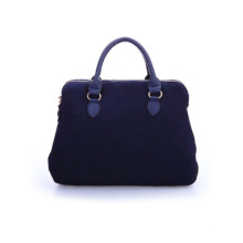 Ladies PU Handbag with a Phone Pocket and Zipper Pocket