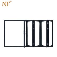 Glass exterior rustic accordion door lowes