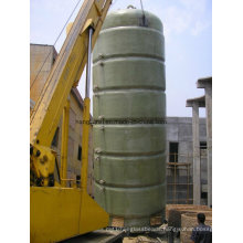 Fiberglass Tank or Vessel for Food Fermentation Application