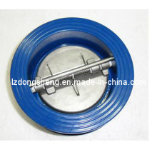 Cast Iron Dual Plate Wafer Check Valve