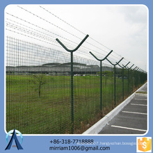 Anping Baochuan Wholesale European Style Galvanized with Colorful PVC Coated Used Fence Rolls For Sale