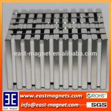 Strip Starker gesinterter Permanentmagnet / langer Form starker Magnet für Verkauf