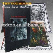 BESTE Tattoo Buch <Chinese Signet NO.3>