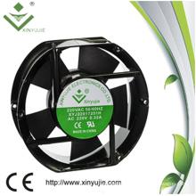Half Round Over 200cfm 172mm 115V 230V AC Cooler Fan