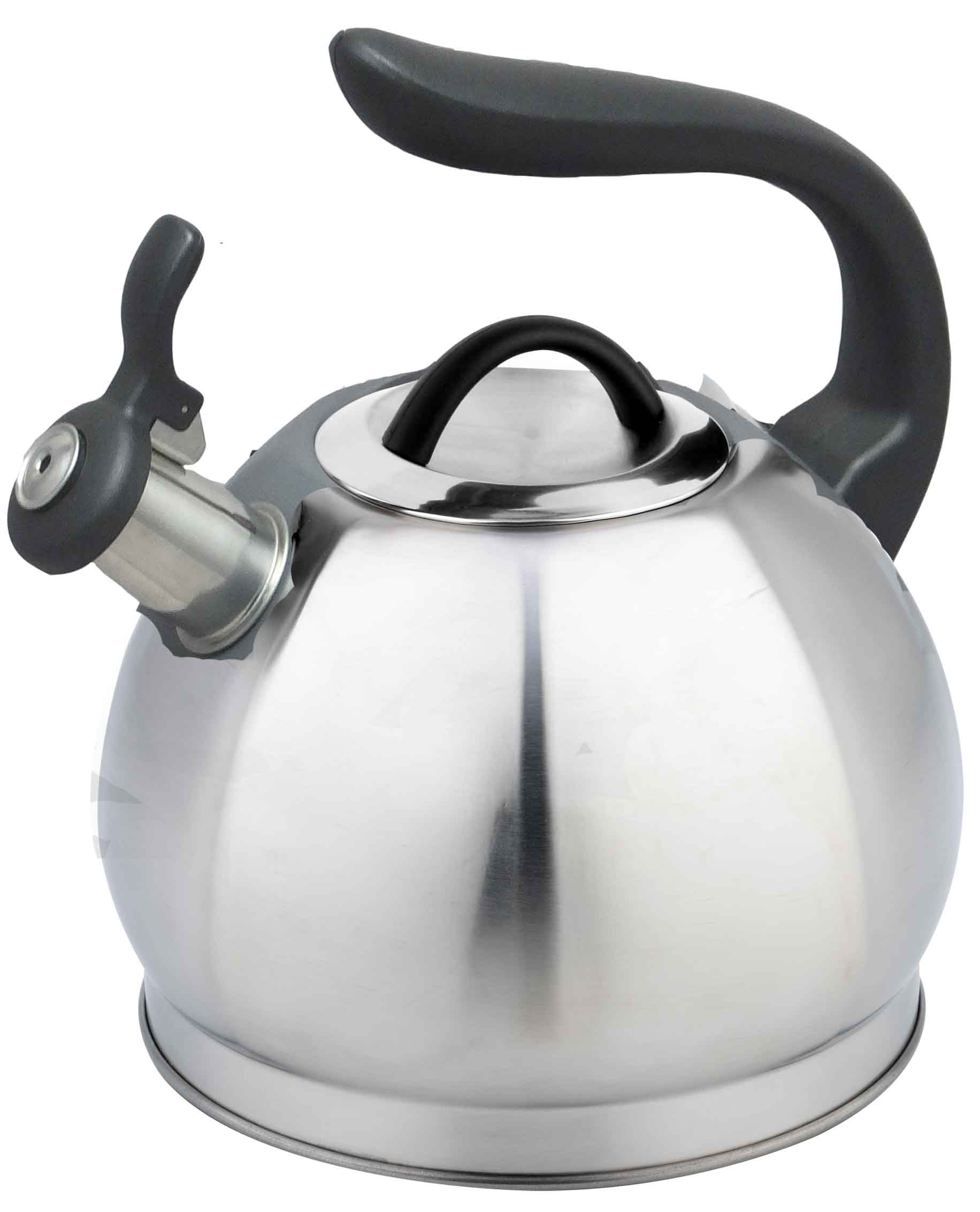 3.0Litre octagon apple shape whistling