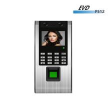 Face recognition access control machine