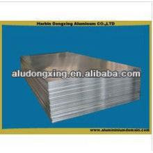 Hoja de aluminio 1050 1060 1100 3003 3004 3104 3005 3105 5005 5052 6082 6063 6061 7075 8011