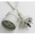 Cable de alimentación australiano SAA Power Cords 2 Conector SAA no cableable con cable