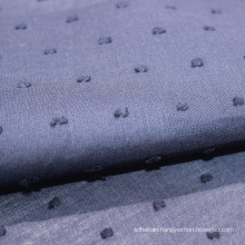 hand cut cotton voile lace swiss dots fabric