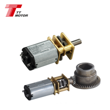 5v dc gear motor with Encoder of 12v dc motor with gear reduction