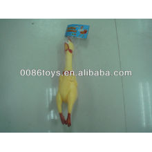 42 cm Roto PVC Screaming Chicken