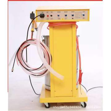 Fully automatic spraying equipment
