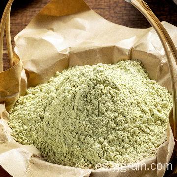 Productos agrícolas al por mayor Harina de trigo sarraceno Materias primas