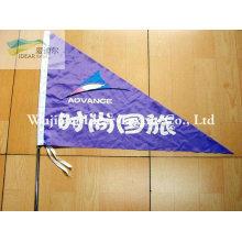 100% Polyester Printed Advertising Flag/Banner