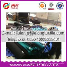 weifang Tela al por mayor T / Ctwill taladro telas teñidas en Stock