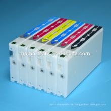 Compatible ink cartridge refill kit for fuji dx100 inkjet printer uv dye ink for fuji dx100 printing ink cartridge