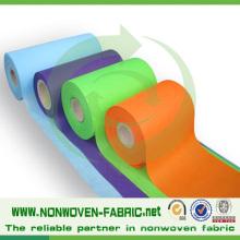 Fábrica não tecida de Fujian, fornecedor não tecido