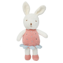 Lovely Comfortable and Soft Rabbit Strawberry Rabbit Stuffed Plush Toys