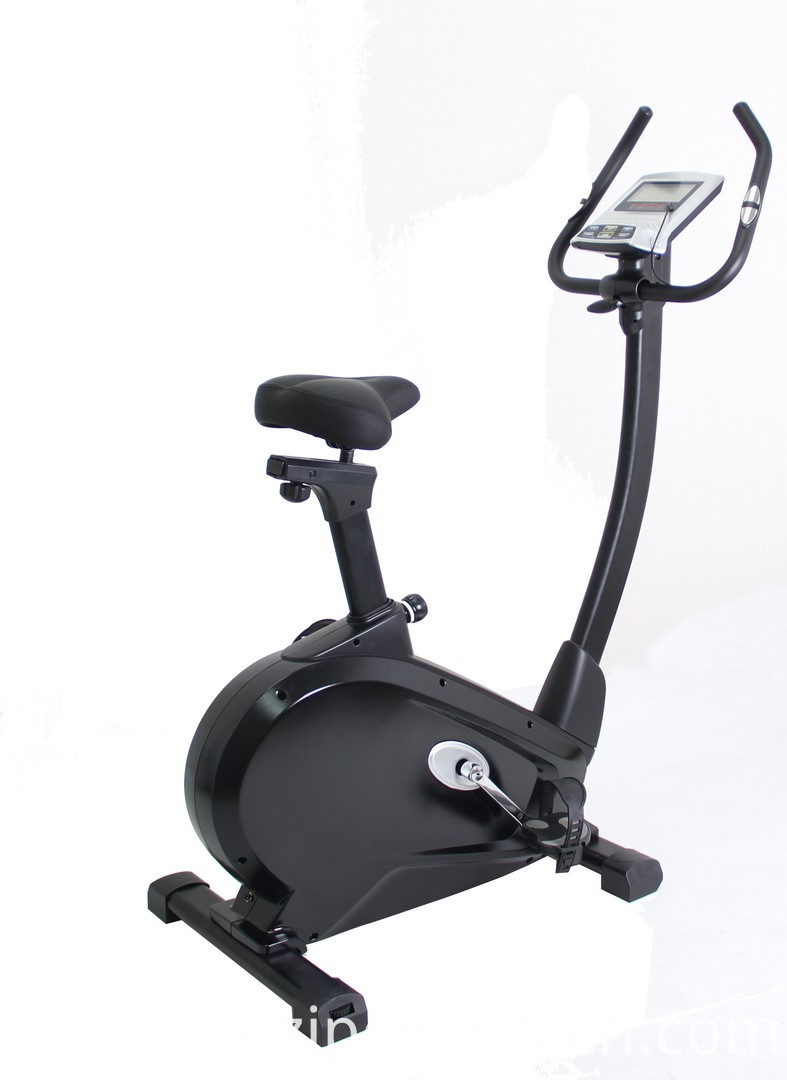 Exercise Bike Black