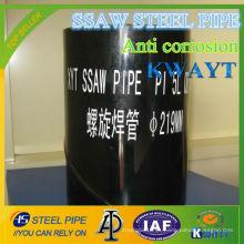 China 3PE Anti corrosión línea tubo API SPEC 5L