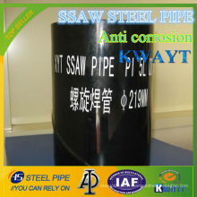 Chine 3PE tube de ligne anti-corrosion API SPEC 5L