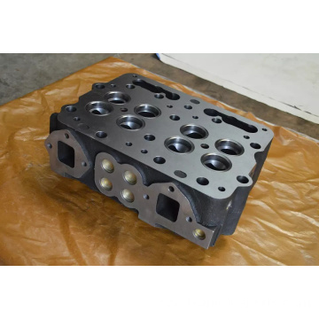 Cylinder Head Completed