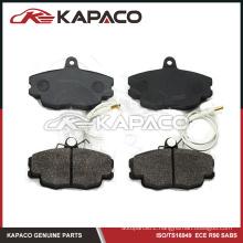 Car brake pad for CITROEN 95658557