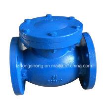 Flansch-End-Rückschlagventil für Wasser, Dampf, Öle verwendet