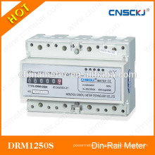 DRM1250S Din-rail KWH hour meter