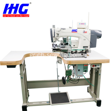 IH-639D-CSH Κατσαβίδι Bottom Hemming Machine ThreadTrimmer