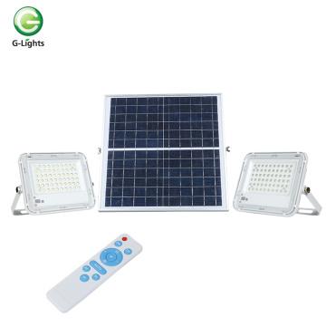High lumen outdoor IP65 solar led floodlight