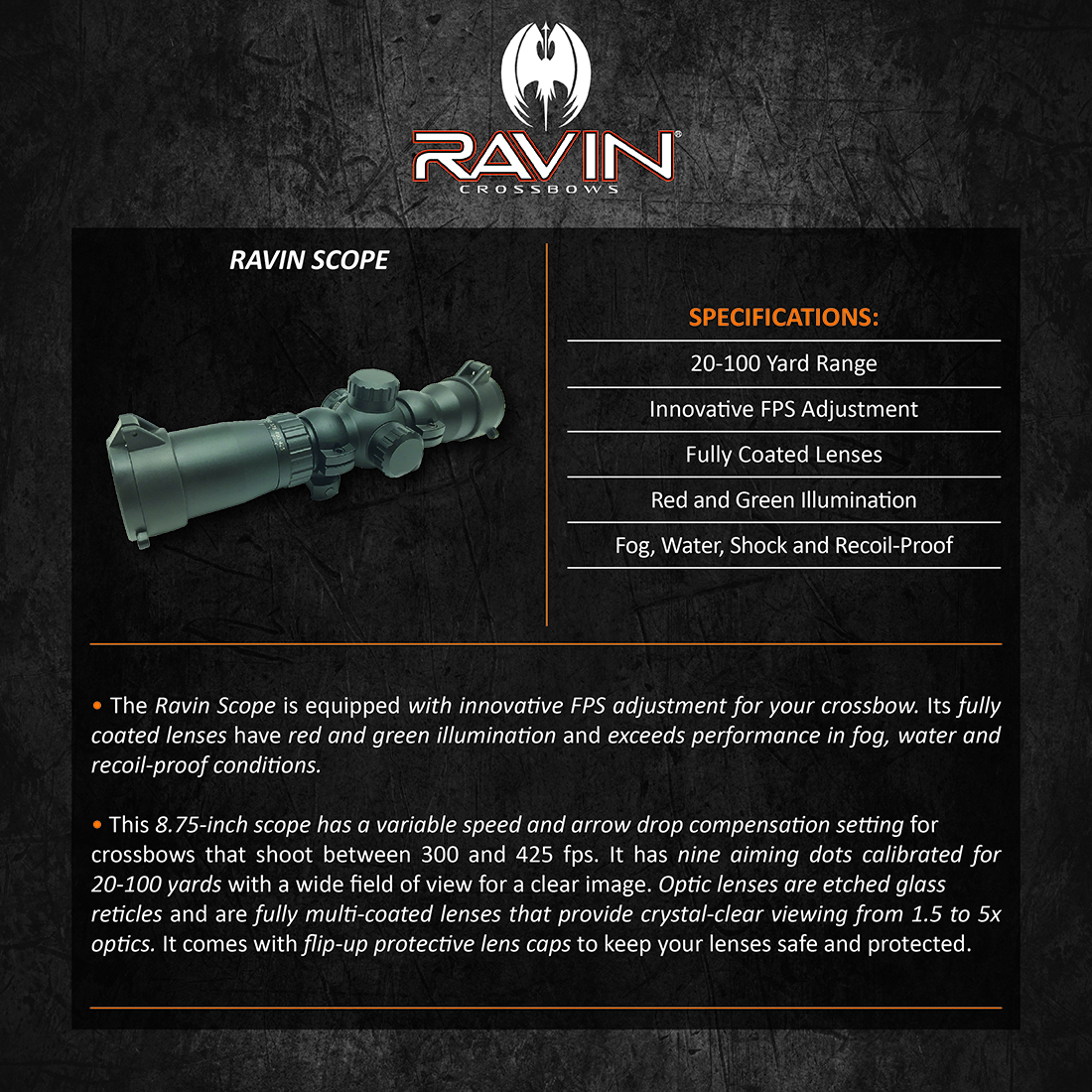 Ravin_Crossbow_Scope_Product_Description
