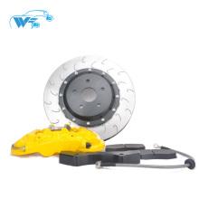 O bom alumínio forjou o rotor de freio WT8530 do compasso de calibre do freio do pistão forte 4 forte apto para Chevrolet / corolla / legacy