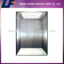 Bienes de acero inoxidable Ascensor / gran capacidad Ascensor / elevación de mercancías