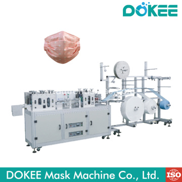 Masque chirurgical Blank Making Machine