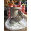 Cast Steel Flanged Ends Y-Strainer RF