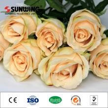 дешевые настольный свадебные украшения искусственные цветы ворота