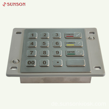 3DES Approved Encrypted PIN Pad