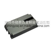 Dongguan Precision Aluminium Alloy Die Casting of Bottom Cap Ce qui a approuvé la haute qualité garantie