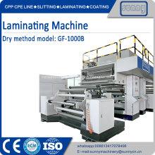 Dry type laminating machine
