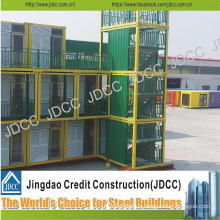 Low Cost Modular Light Steel Structure Hotel Building