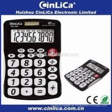 Huizhou Briefpapier Dual Power Taschenrechner mit Steuerfunktion