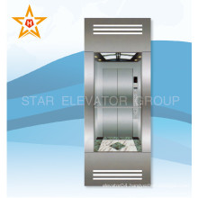 Standard Square Type Observation Panoramic Glass Lift
