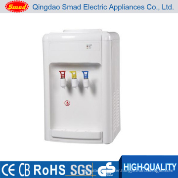 National R134a table top Hot & cold & warm water dispenser cooler