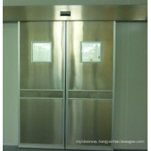 Sensor Stainless Steel Double Airtight Door