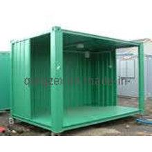 Сборный дом из стальных конструкций (pH-70)