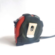 Fitas de medição de gancho magnético com revestimento de borracha para cartão blister