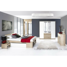 Customized Wooden Bedroom Furniture Sets (HF-EY08267)