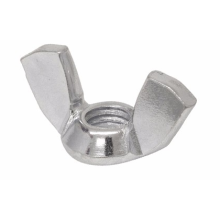 DIN 315 Carbon steel butterfly wing nuts